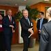 Yukiya Amano welcomes US Senator Chris Van Hollen (01911183)