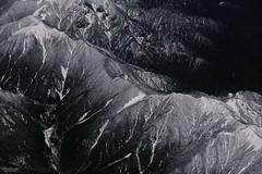 雪の絵 (atacamaki) Tags: xt2 50140 xf f28 rlmoiswr fujifilm jpeg撮って出し atacamaki airplane mountain nature snow view japan jal 飛行機 羽田 出雲 山 雪 日本