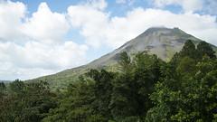 Costa Rica - Arenal volcano from lodgeCosta Rica - Arenal volcano (Rez Mole) Tags: costa rica arenal volcano