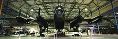 Avro Lancaster B.1 (R5868) (Bri_J) Tags: rafmuseum hendon london uk museum airmuseum aviationmuseum nikon d7500 aircraft wwii avro lancaster b1 avrolancaster raf bomber panorama hangar r5868