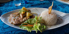 IMG_8569 (jaglazier) Tags: 121318 2018 chile december easterisland fish food hangaroa rice seafood takatuvave animals copyright2018jamesaglazier dinner grouper restaurants valparaisoregion
