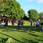 Fitness class in Mae Hong Son (Northern Thailand 2018) thumbnail