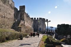 The Walls of Thessaloniki (Chris Maroulakis) Tags: thessaloniki macedonia anopoli walls byzantin nikond7000 2018 macedoniagreece makedonia macedoniatimeless macedonian macédoine mazedonien μακεδονια
