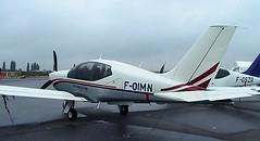 F-OIMN at North Weald (chrysanyo) Tags: socata tb20 northweald uk ga fo