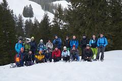 RSC Schneeschuhtour 2019 35