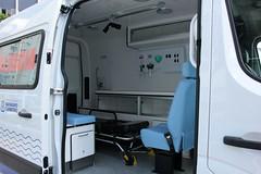 Saude nova Ambulância 08 02 19 Foto Soraya Bogarim (10) (prefeituradebc) Tags: saúde trailer praça tamandaré ação ambulância dentista atendimento