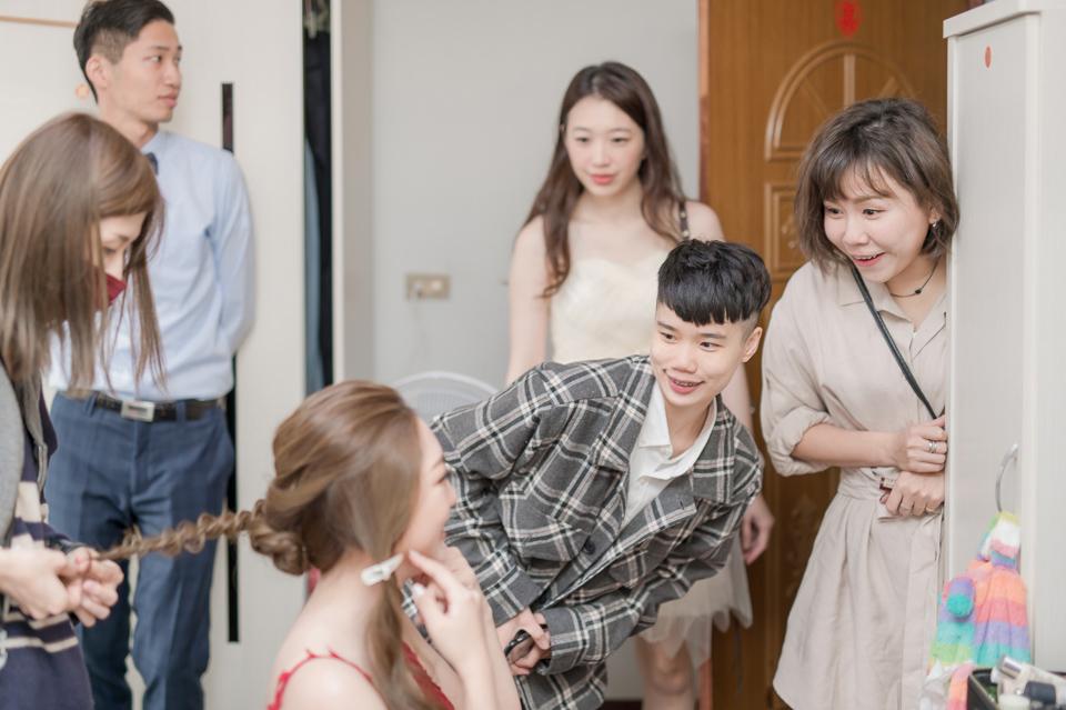 台南婚攝 東東永大館 T & W 003