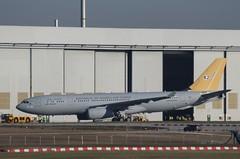 Airbus A330-243MRTT MRTT051/EC-334 (to be RoKAF 19-002), departure CBG (robertetienne) Tags: airbus mrtt cambridgeairport a330 ec334 19002 rokaf aircraft airplanes jets military aviation