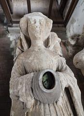 Misjudged flowerpot (badger_beard) Tags: st augustine canterbury burrough green cambridgeshire south cambs east newmarket parish church england