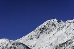 Alaska mountain (Yu Takada) Tags: alaska mountain sky blue white