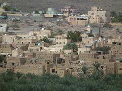 Mud Houses of Misfat Al Abriyeen (AJoStone) Tags: oman nizwá misfat al abriyeen