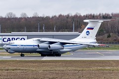 Russian Federation Air Force - Ilyushin Il-76MD [RA-78831] Luxembourg Findel Airport - 03/03/19 (David Siedler) Tags: russianfederationairforce rfaf ilyushin ilyushinil76md il76md ra78831 luxembourg findel airport luxembourgairport luxelllx raf