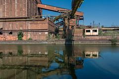 A walk along the Sambre VI (jefvandenhoute) Tags: belgium belgië belgique charleroi light industry industrialarcheology