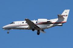 N810JB | Cessna 560XL | Tulsa Court LLC (Prijet) (cv880m) Tags: newyork aviation airplane aircraft jetliner airport lga klga laguardia bizjet n810jb cessna 560xl c560 tulsa tulsacourt prijet