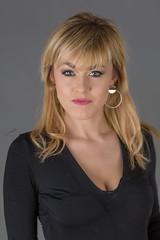 Ania (piotr_szymanek) Tags: ania aniaz woman young skinny face eyesoncamera studio portrait blonde 1k 20f 50f 5k 10k 100f