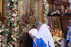 20. Водосвятный молебен в Субботу Акафиста 13.04.2019
