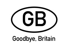 Goodbye Britain text on white (wuestenigel) Tags: exit bye diplomacy unitedkingdom political economy goodbye voting no britain uk union vote brexit politic eu leaving sign zeichen symbol illustration image bild design text graphic grafik signalise signalisieren business geschäft desktop vector vektor label etikette element abstract abstrakt logo art kunst disjunct disjunkt communication kommunikation facts fakten ink tinte
