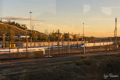 261118-2 (profesorxproyect) Tags: nikon d7100 trenes ave train madrid sunset 35mm atardecer
