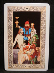 Seven of Cups. (Oxford77) Tags: tarot thenorsetarot norse viking vikings cards card tarotcards