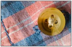 Shirt (EddieAC) Tags: macromondays cloth shirt button macro