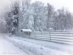 Winter im Erzgebirge (M&K Photographie) Tags: iphone pöhlberg mkphotographie annabergbuchholz winter erzgebirge