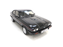 1986 Ford Capri 2.8 Injection Special (KGF Classic Cars) Tags: kgfclassiccars ford capri 28 injection special brooklands 280 johnplayer jps laser calypso v6 pinto 16 20 s retro retroford classic classicford capriclub