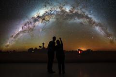 Milky Way in Deep Space 8K (Ars Electronica) Tags: milkyway arselectronicacenter arselectronica deepspace8k astronomy astronomie sky himmel erichmeyer linz austria österreich upperaustria oberösterreich technology technologie