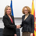 Meeting of the North Atlantic Council in Defence Ministers' session with EU partners