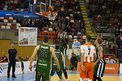 Leyma Coruña vs Cáceres PH (Foto Denia The Louro Studio) (3) (Baloncesto FEB) Tags: leboro riazor cacerespatrimoniohumanidad caceres leymacoruña leymabásquetcoruña