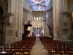 Blois, Loir-et-Cher: église Saint-Nicolas-Saint-Laumer (Marie-Hélène Cingal) Tags: baznīca église kirik iglesia church chiesa bažnyčia kirche kostol eliza bloie 41 loiretcher france centre