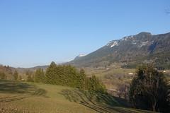 Hike to Croix des Esparzales @ Thorens-Glières (*_*) Tags: europe france hautesavoie 74 filliere thorensglieres thorens savoie hiking mountain montagne nature randonnée walk marche 2019 hiver winter february bornes afternoon