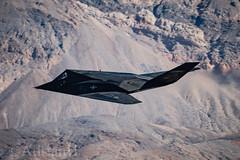 F117 Nighthawk (AdrianH Photography) Tags: nikon 200500mm d500 aviation aeroplanes usaf jets