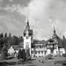 Castelul Peleş. Sinaia, Prahova. Rolleiflex 3,5. Ilford FP4+ (RO18 R2-01)