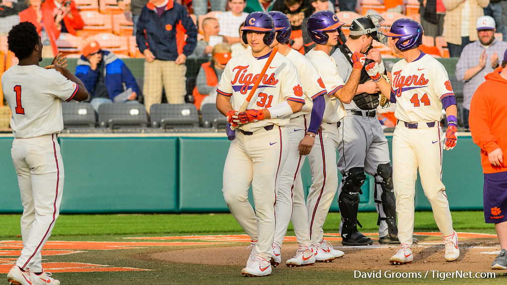 Clemson Photos: Adam  Hackenberg, 2019, Baseball, coastalcarolina