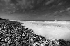 samyang 14mm-19 (istee@live.co.uk) Tags: cromer pier beach seaside wideangle superwideangle sea waves samyang 14mm sonya7rii clouds sky blue
