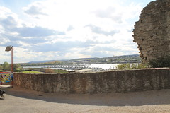 View from Rochester Castle (littlefenwick) Tags: rochester kent england rochestercastle castle carnival