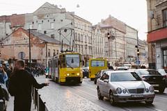 _A730839 (dmitriy.marichev) Tags: ilce7m3 sony alpha a7 iii sonyalphaa7iii variotessar t fe 2470mm f4 za oss sonyvariotessartfe2470mmf4zaoss lviv ukraine city tram street