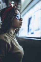 """City Of Blinding Lights"" (Jrwn Photography) Tags: city citylights bangkok nightlife nightbutterfly endlessfaces portrait picoftheday artofportraitphotography cinematography sonya7iii sigma35mmart"