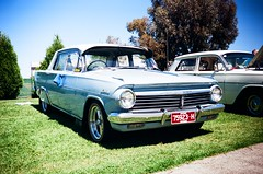 Holden EH Special (1963-1965) (Matthew Paul Argall) Tags: kodakstar500af autofocus 35mmfilm ektar100 kodakektar100 100isofilm car vehicle automobile transportation classiccar oldcar holden holdeneh gm generalmotors