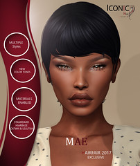 ICONIC_MAE (Neveah Niu /The ICONIC Owner) Tags: sale saturday iconic mainstore