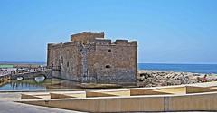 крепость (lvv1937) Tags: крепость море кипр planetearthbackintheday мыизяфа