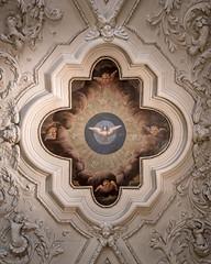 Fresco in Strahov Monastery (twheide) Tags: tschechien prag europa strahov fresco kloster prague monastery