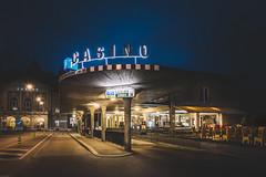 Casino Parking Bern (Steven-ch) Tags: nacht night historic parking switzerland city canon entrance bern nightphotography bluehour schweiz capital stadt archipelago casino longexposure eos5dmarkiv ef1124mmf4lusm ch