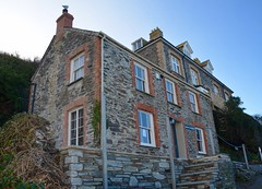Cottage to Let (daisyglade) Tags: portisaac docmartinshousesurgery forrent february winter beautifulcornwall