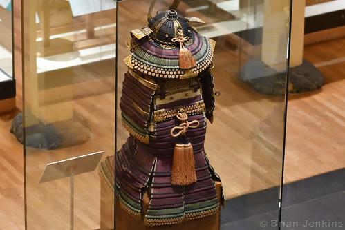 Armour (Ni Mai Do Gusoku) From Above