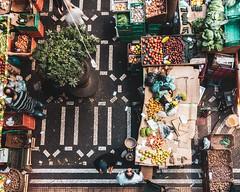 Funchal   |   Mercado dos Lavradores (JB_1984) Tags: mercadodoslavradores farmersmarket market mercado fruit vegetables produce colour trader marketstall funchal madeira portugal sony rx100iii rx100m3