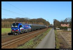 24-02-19 Bösinghoven (D) | SBBC 193 492 (Harold Planes & Trains) Tags: sbbc vectron br193