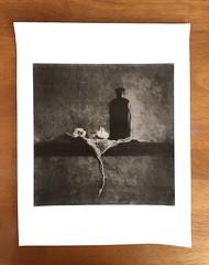 still life 57 (bromoil) (Alexander Tkachev) Tags: alternativephotography altprocess blackwhite bromoil hasselblad hp5 ilfordpaper stilllife alexandertkachev