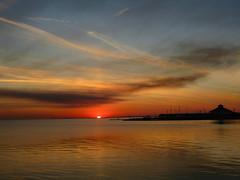 120418pm (sunlight_hunt) Tags: sunlight sunrisesunset sunriseoverwater matagordabay texasgulfcoast texas texassunrisesunset texassky palacios