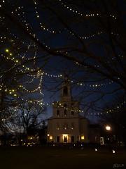 (Mr. Tailwagger) Tags: leica q tailwagger christmas lights church